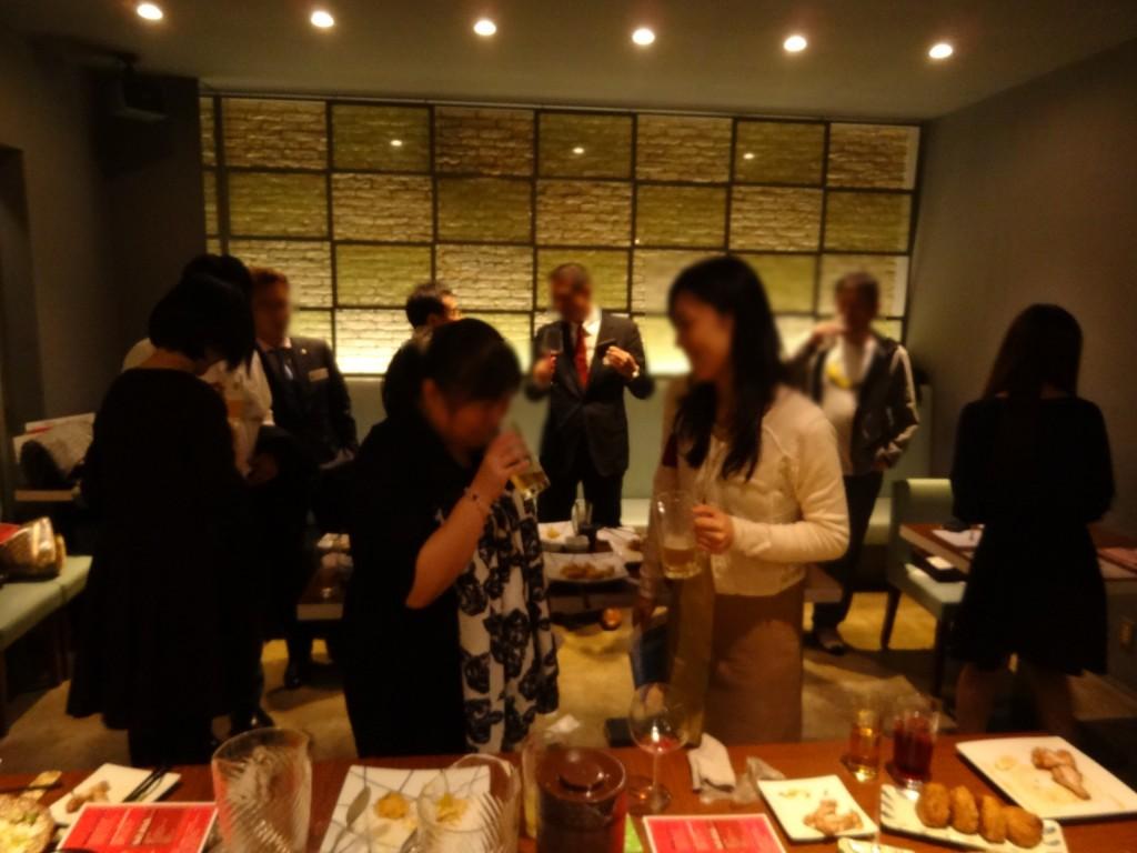 第2回異業種交流会@名古屋大須 開催写真1