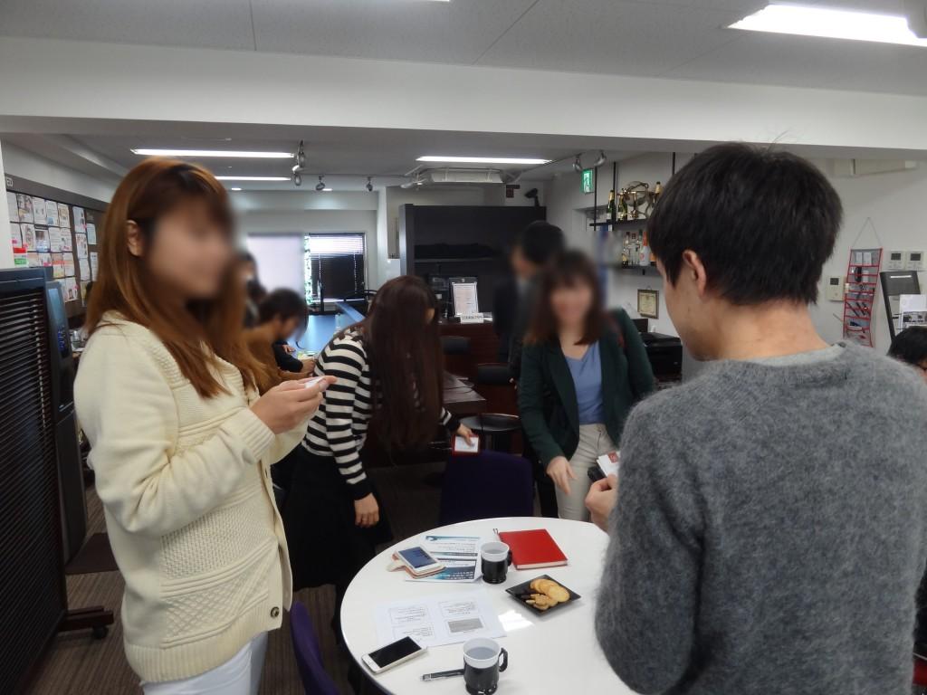 第1回起業カフェ 開催写真10