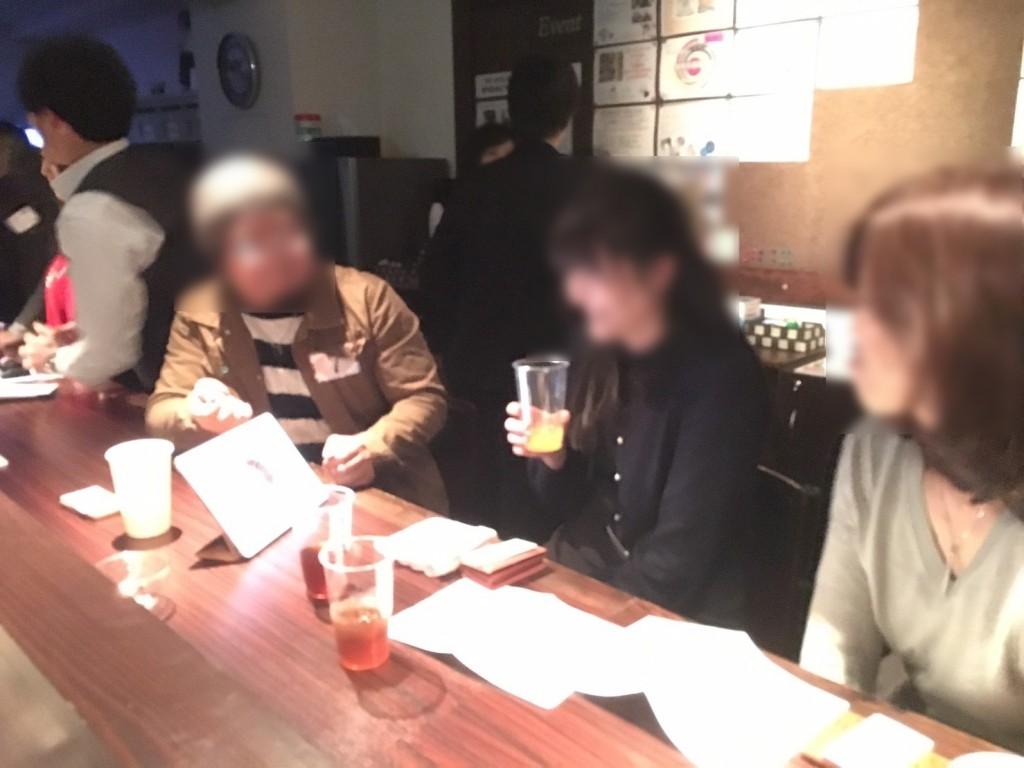 ミッドナイト交流会at2月(2017) 開催写真7