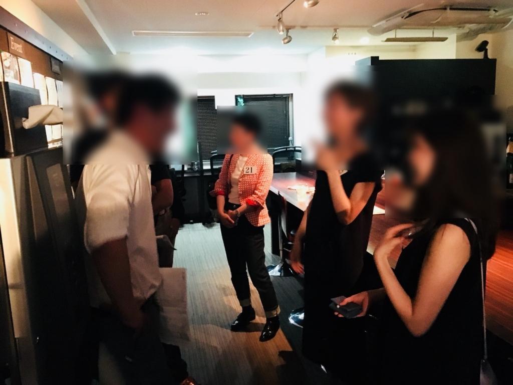 ミッドナイト交流会at6月(2018) 開催写真6