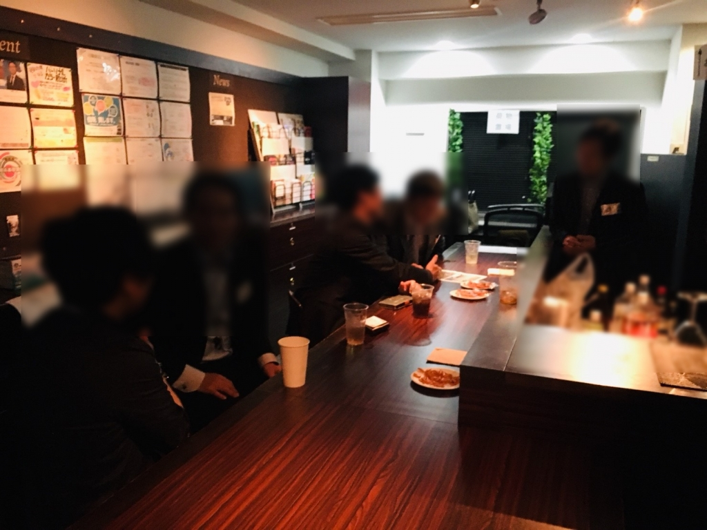 名古屋経営者交流会at4月(2019) 開催写真1