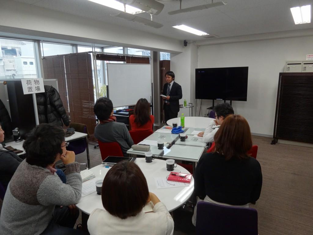 起業セミナー 開催写真2