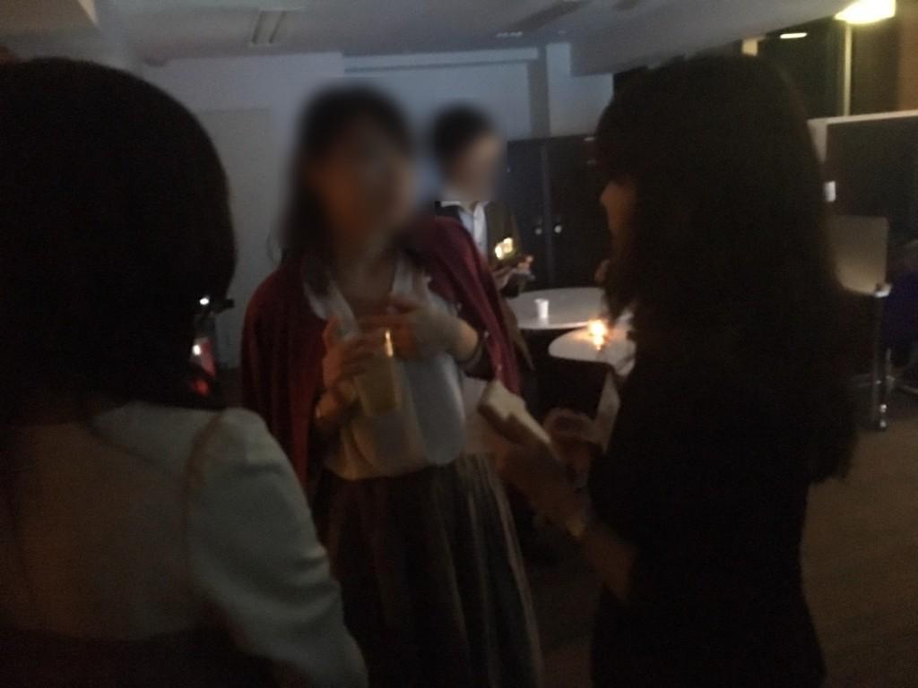 ミッドナイト交流会at10月(2016) 開催写真4