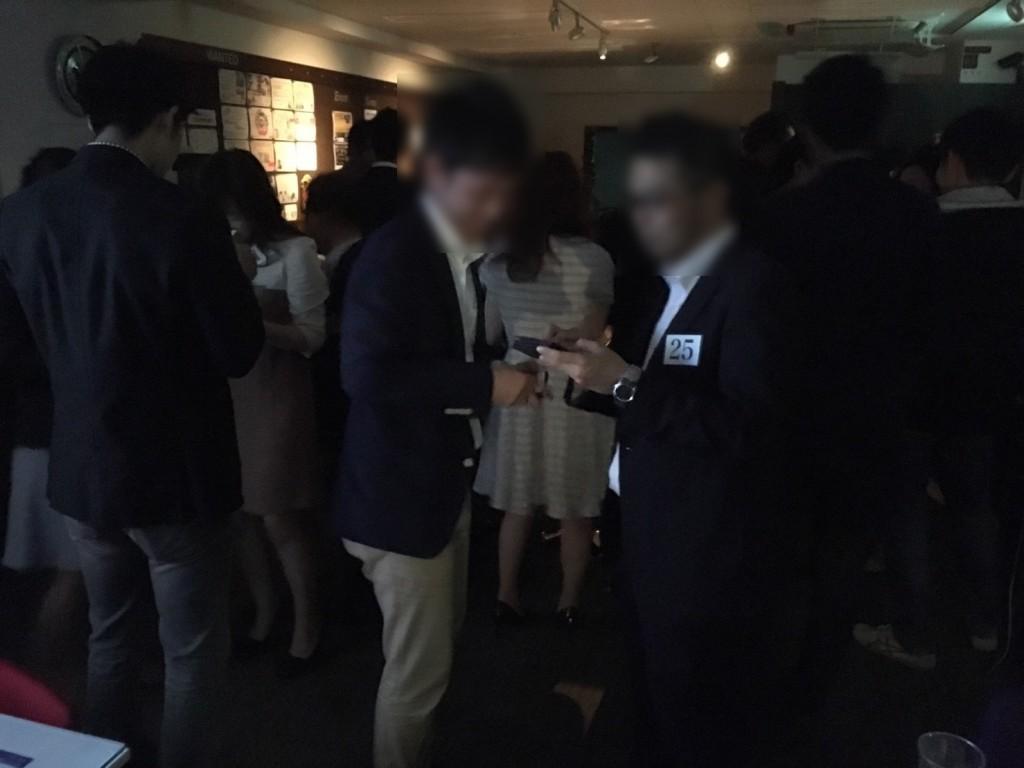 ミッドナイト交流会at10月(2016) 開催写真2
