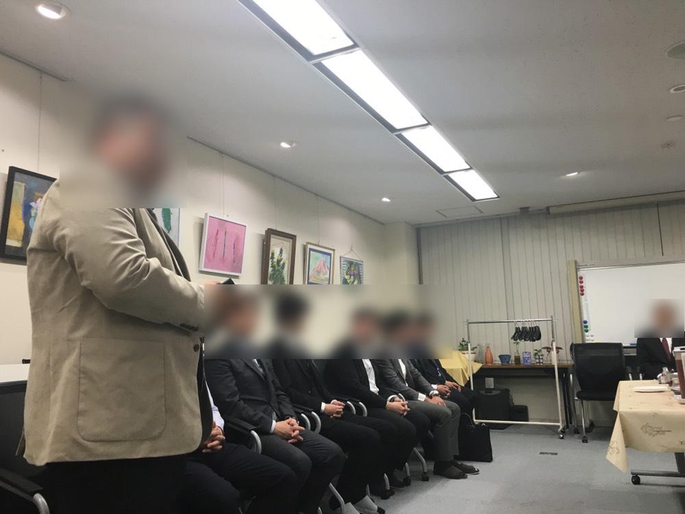 第6回名古屋不動産交流会 当日写真3
