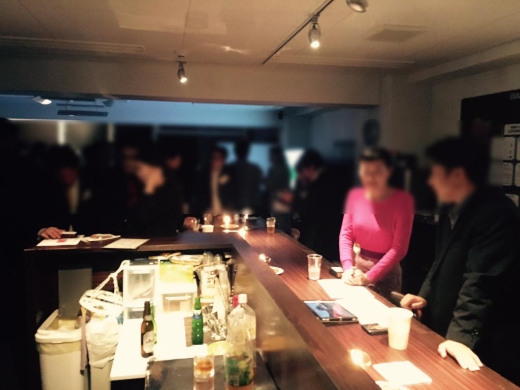 ミッドナイト交流会at10月(2017) 開催写真5