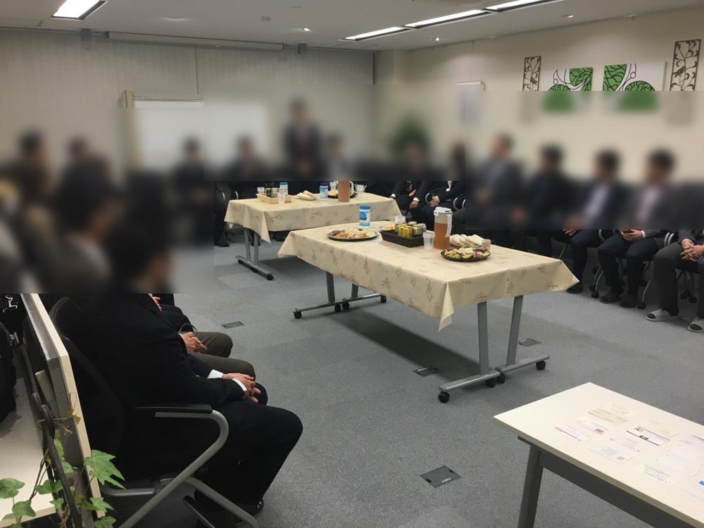 第8回名古屋不動産交流会 当日写真2