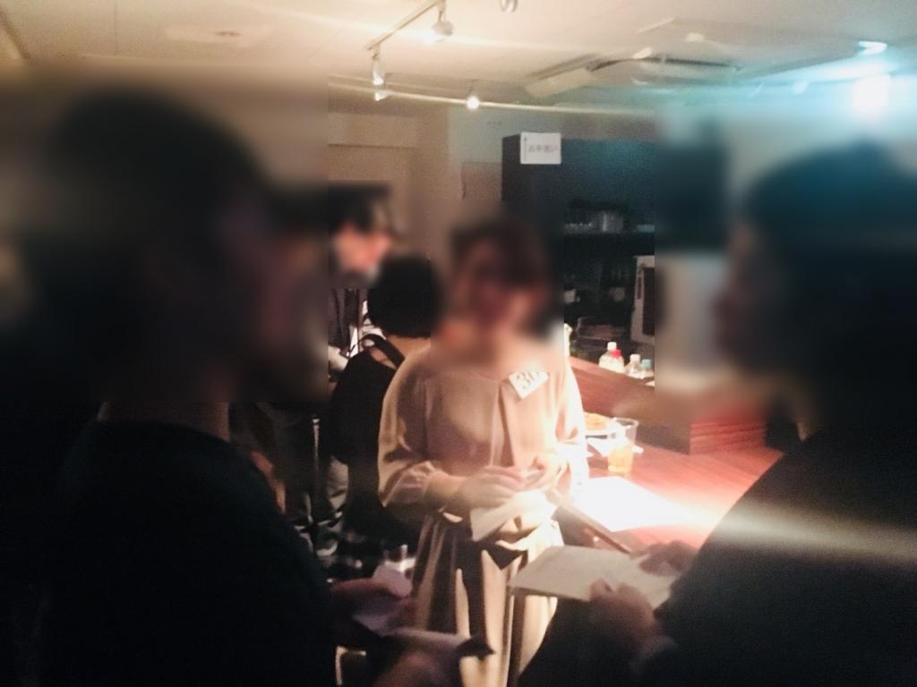 ミッドナイト交流会at2月(2018) 開催写真6