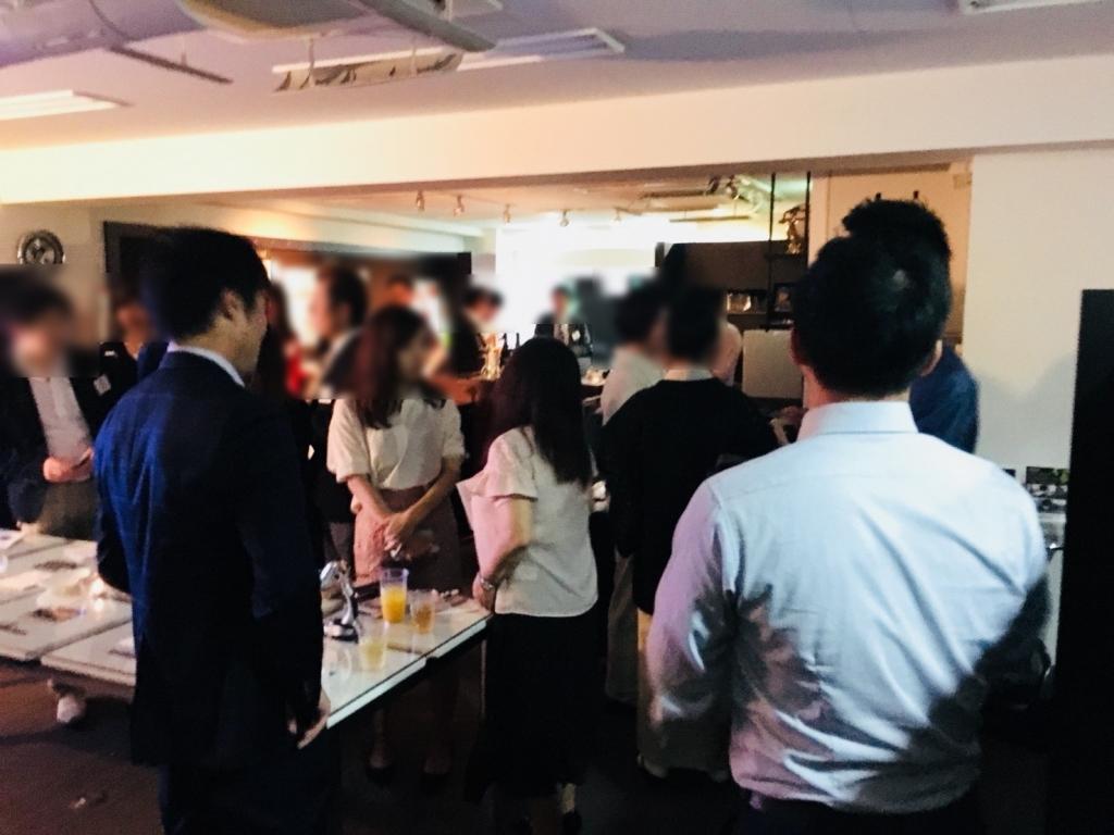ミッドナイト交流会at6月(2018) 開催写真7