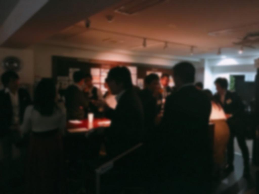 ミッドナイト交流会at10月(2018) 開催写真6