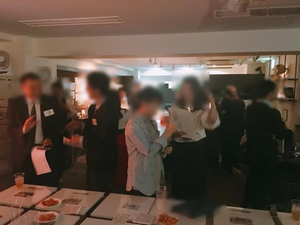 ミッドナイト交流会at10月(2018) 開催写真3