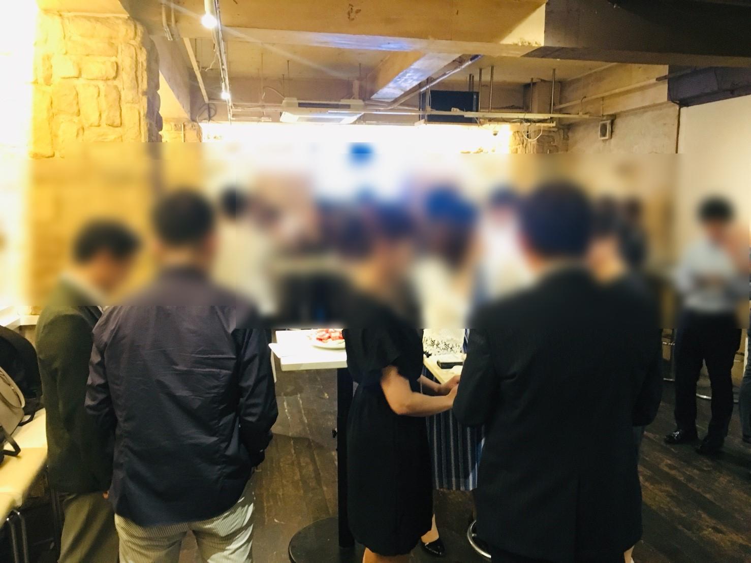 第47回名古屋異業種交流会 当日写真1