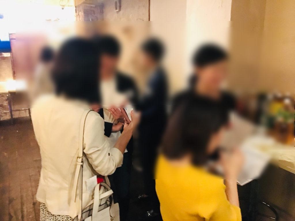 第49回名古屋異業種交流会 当日写真1