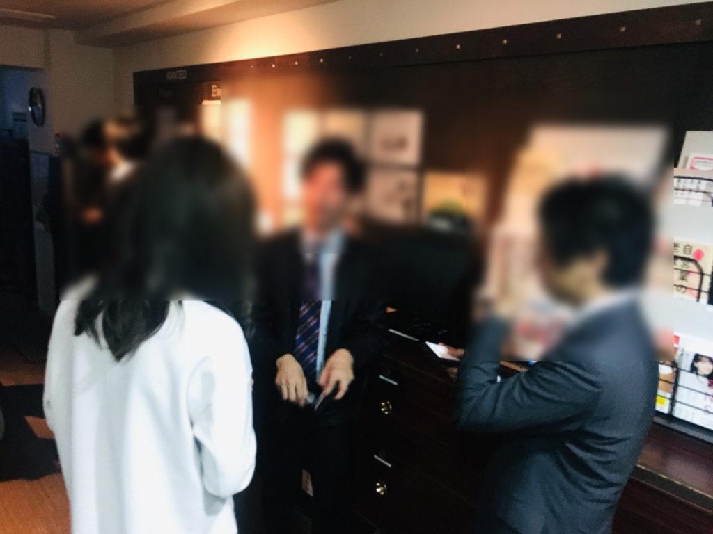 名古屋経営者交流会at10月(2019) 開催写真3
