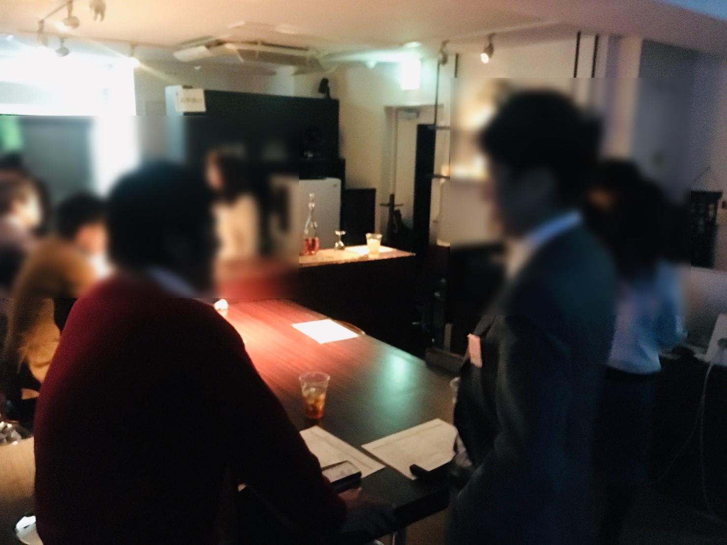 名古屋経営者交流会at12月(2019) 開催写真1
