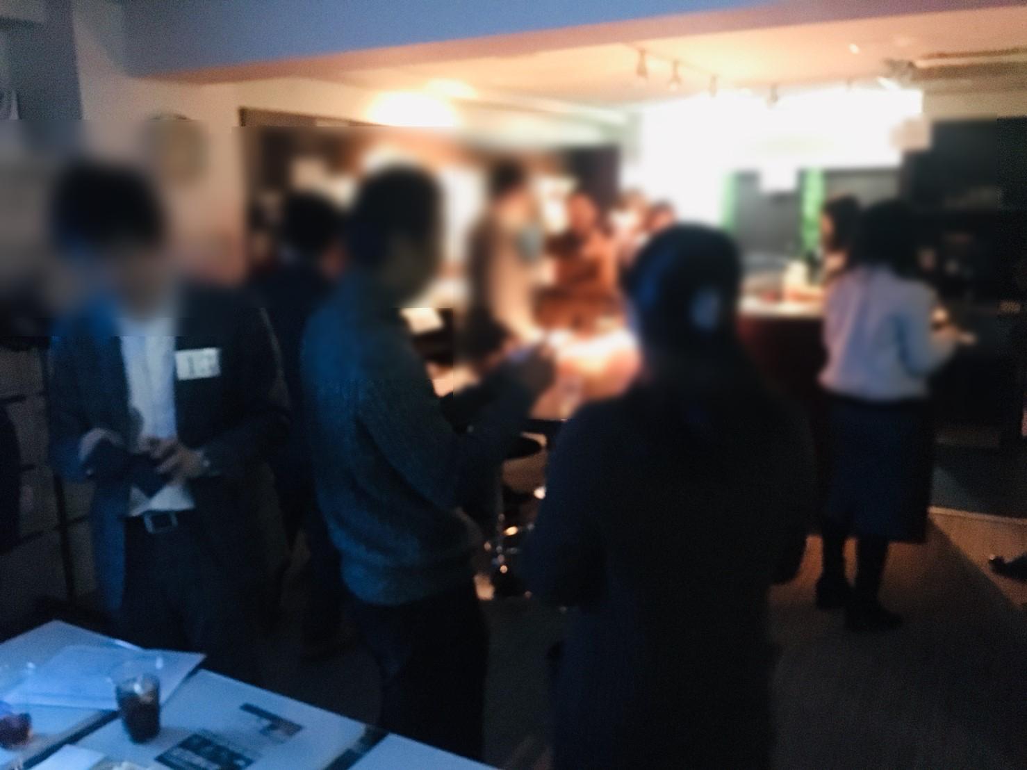 名古屋経営者交流会at12月(2019) 開催写真2
