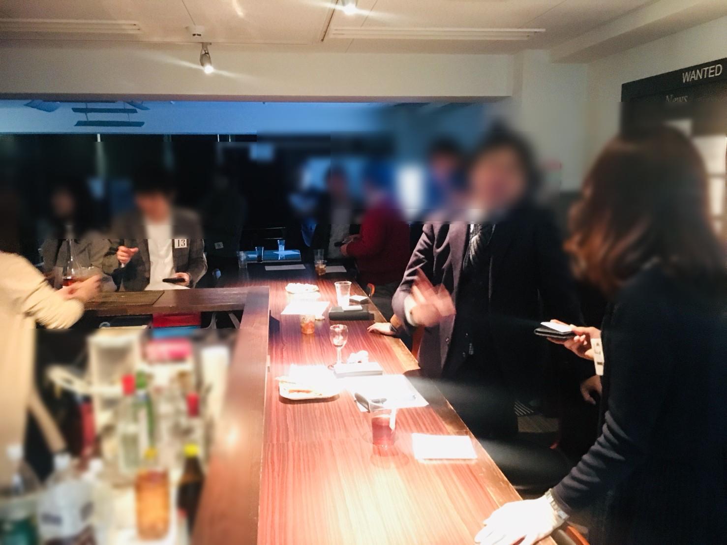 名古屋経営者交流会at12月(2019) 開催写真4