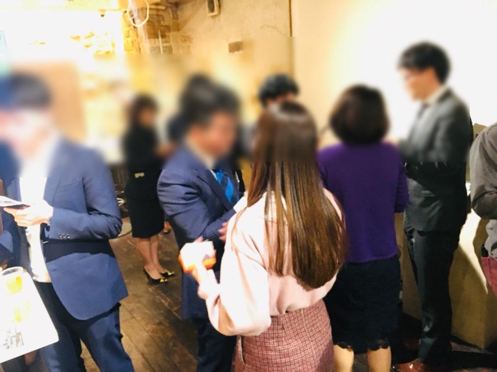 第51回名古屋異業種交流会 当日写真2