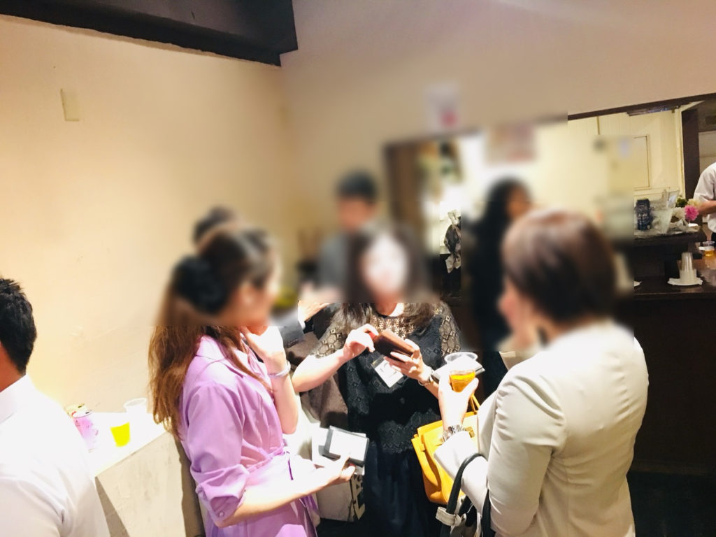 第55回名古屋異業種交流会 当日写真3