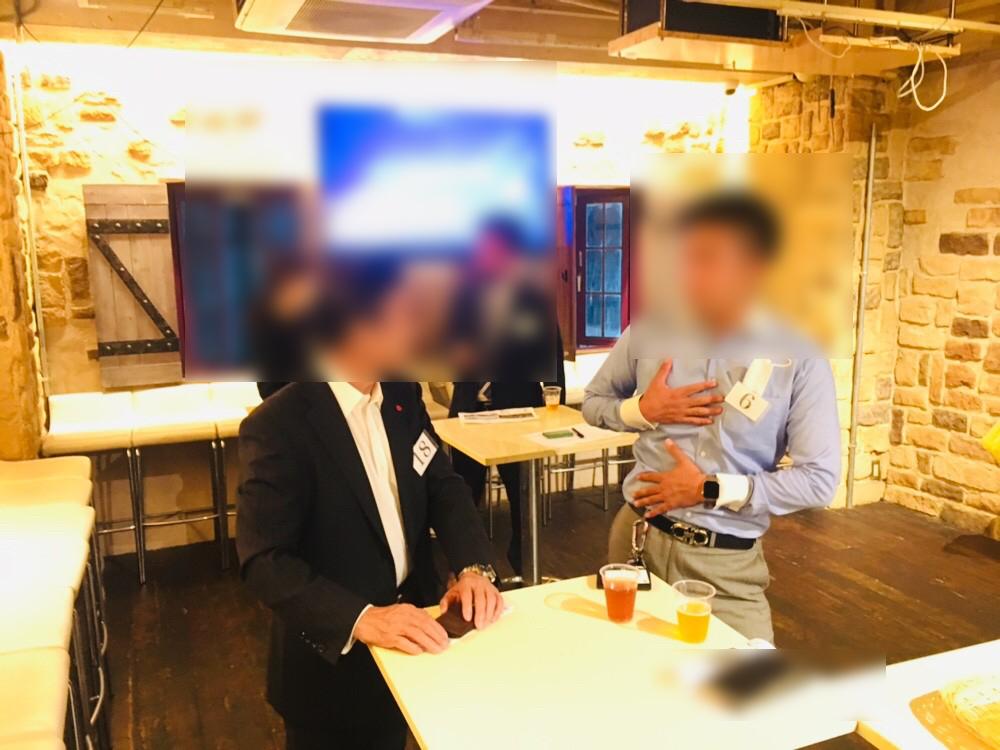 第55回名古屋異業種交流会 当日写真4