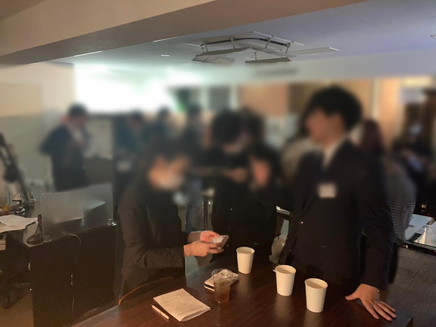 名古屋経営者交流会at10月(2020) 開催写真2