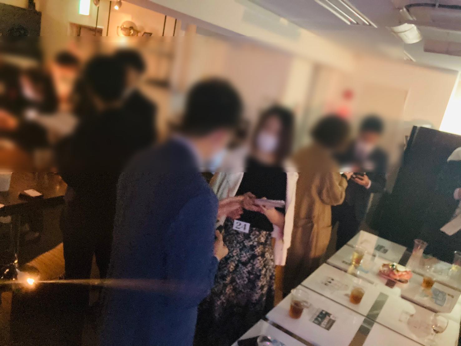 名古屋経営者交流会at10月(2020) 開催写真4