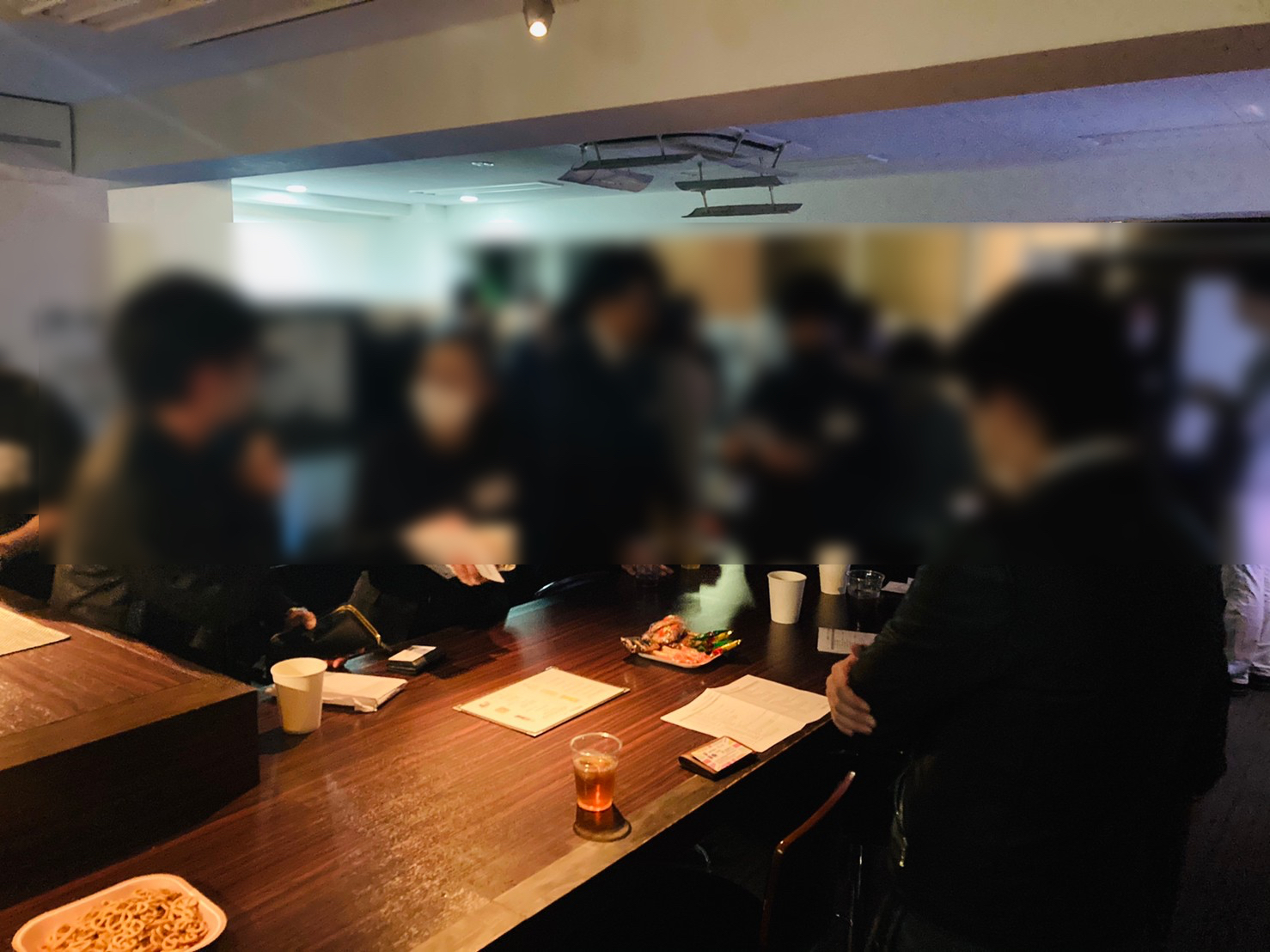 名古屋経営者交流会at10月(2020) 開催写真5