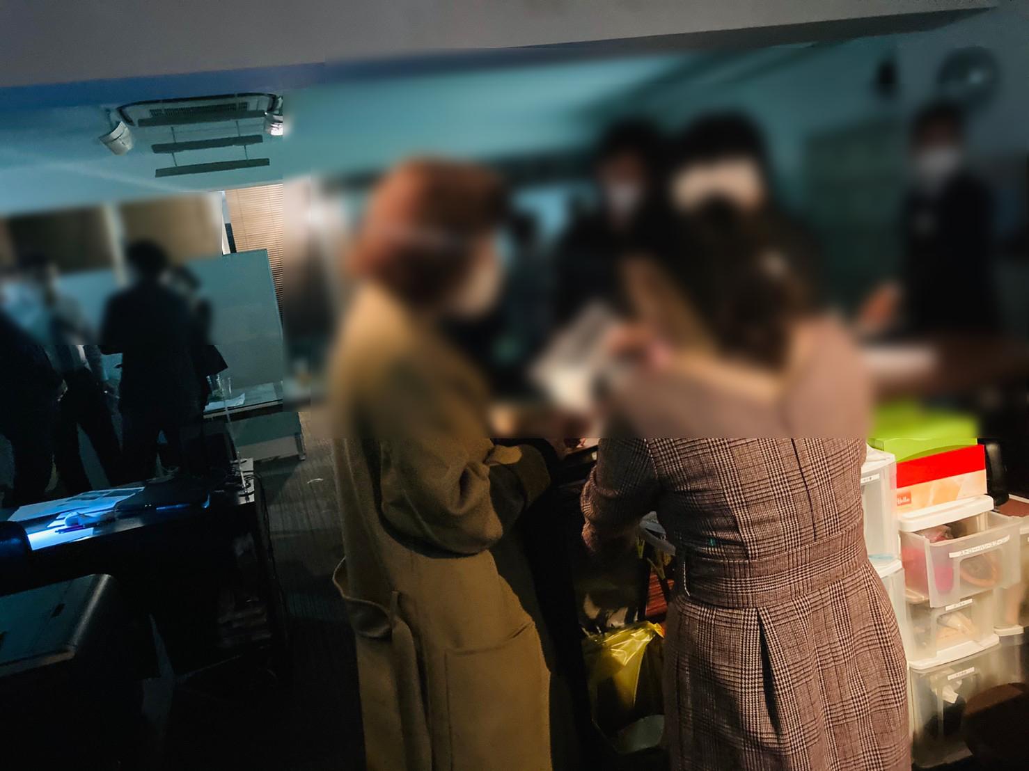 名古屋経営者交流会at10月(2020) 開催写真8